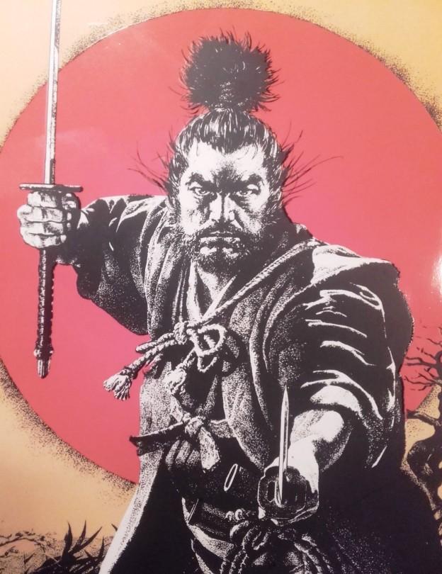 obchod a cesta meče